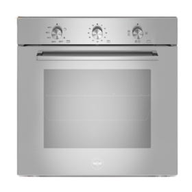 60 CM Fan assisted gas built-in oven