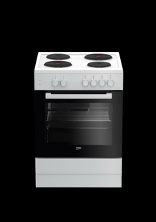 Fully Functional Oven And Electric Burners
