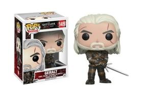 Games Witcher Geralt Figure