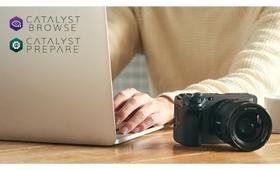 تثبيت الصورة وإمكانية تحرير أسهل باستخدام برنامج Catalyst
