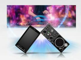 Panasonic Max Juke App.