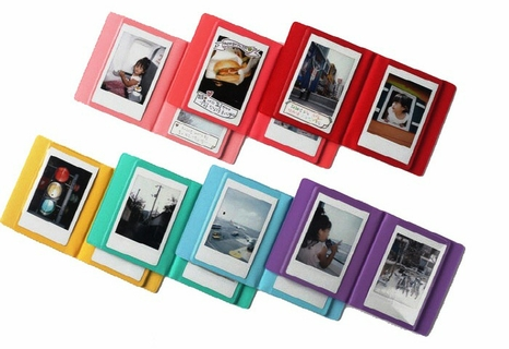 Free Photo Album (Colors May Vary)