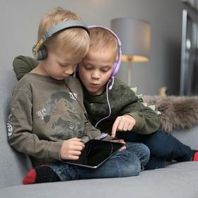 BuddyPhones Galaxy Safe Gaming