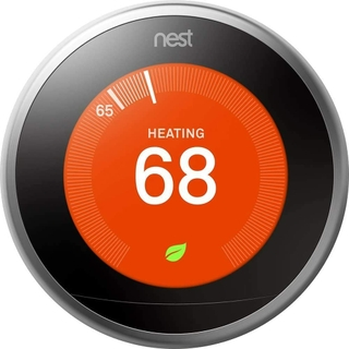 Google Nest Learning Thermostat 3rd Generation Smart Thermostat