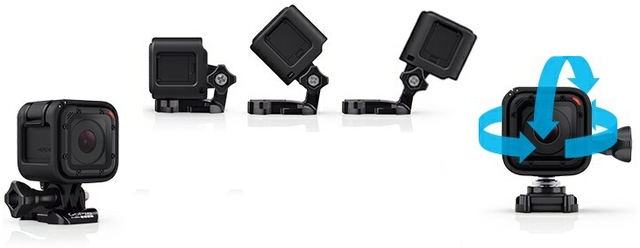GoPro HERO4 Session 8MP HD Waterproof Action Camera ...