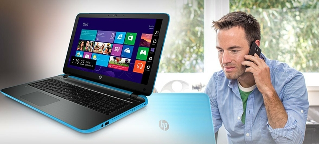 Fully productive Windows PC