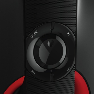POWERFUL SOUND WITH FULL BASS