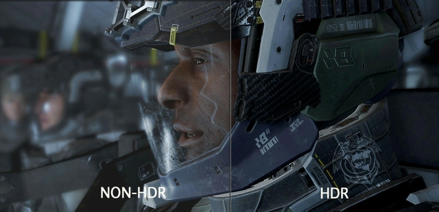High Dynamic Range Resolution