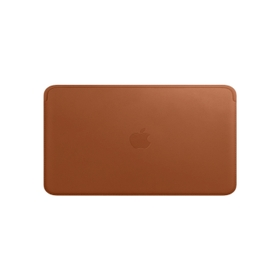 حقيبة جلديلة لحماية لابتوب ماكبوك 15 بوصة من أبل