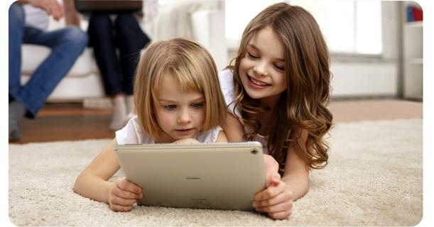 Enhanced Eye-comfort Mode for Children