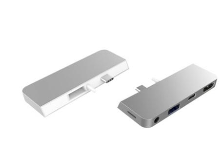 4-in-1 USB-C Hub
