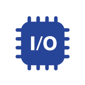 Integrated I/O
