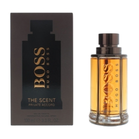 The Scent Private Accord by Hugo Boss