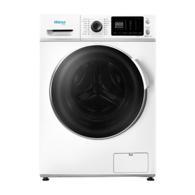 Wansa Gold Front Load Washer and Dryer