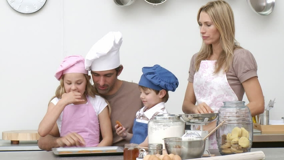 Together In The Kitchen