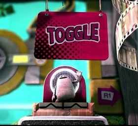 New Playable Character - Toggle