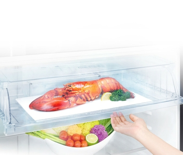 Fresh 0 Zone: Save Your Time For Defrosting