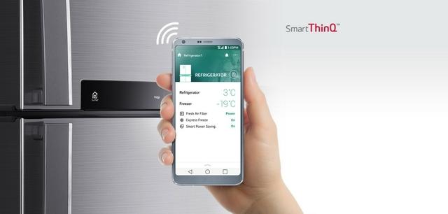 SmartThinkQ: Fast & Convenient Control