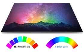 Each Colour In A Bright New Detail