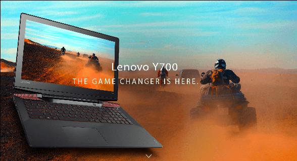 Lenovo Ideapad Y700Xcite Kuwait