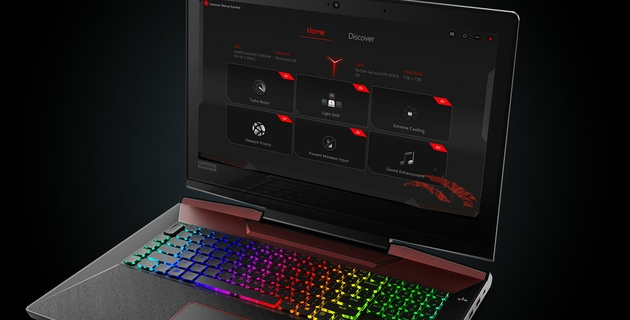 Lenovo Legion Y920 | Core i7 Gaming Laptop | Xcite Kuwait