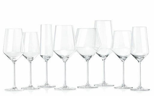 Glass protection technology for extra gentle handling for your delicate glasses.
