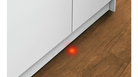 InfoLight - one red spot providing information.