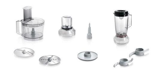 Dishwasher-safe accessories