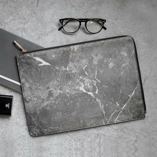 huge discount d07be baf87 Monocozzi POSH Ultra-Slim Faux Leather Sleeve For MacBook Pro 13 ...