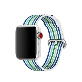 Apple Smart Watch Woven Nylon Band | High Quality | Xcite