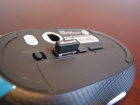 Microsoft Bluetooth 4 0 Mobile Mouse 3600 (PN7-00024