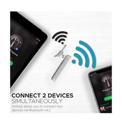 Ultra-Slim Professional Wireless Mono Headset