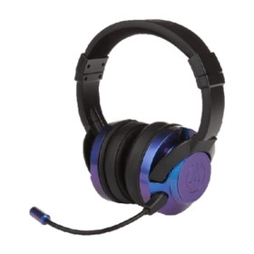 Fusion Wired Gaming Headset – Cosmos Nebula