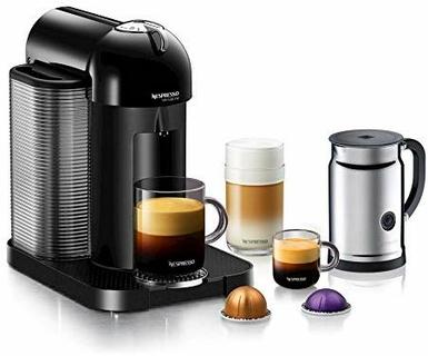 Nespresso Aeroccino Plus milk frothe