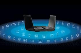 8-Stream WiFi - كفاءة الشبكة وسرعات أسرع