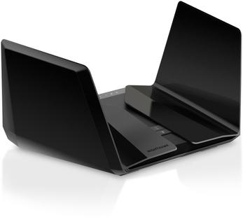 جهاز راوتر واي فاي بث ثلاثي الموجات نايت هوك AX12 12 من نت جير