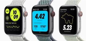 Nike Run Club app.