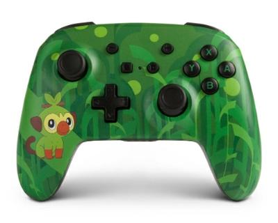 Pokémon Enhanced Wireless Controller for Nintendo Switch – Grookey