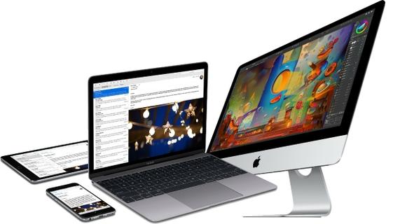 مركز الماك هو OS X