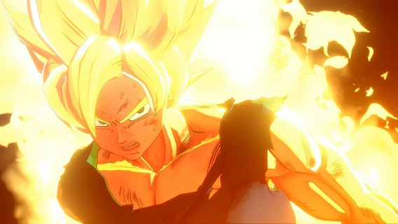 Relive the story of Goku and other Z Fighters in DRAGON BALL Z