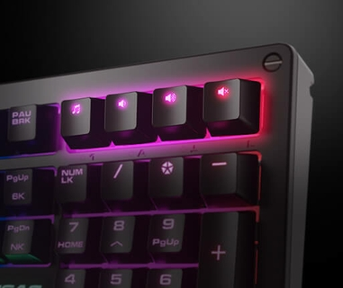 Multimedia and Function Key Shortcuts