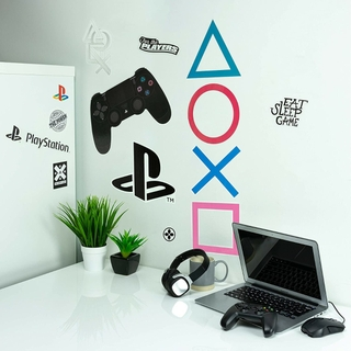ICONIC PLAYSTATION DECALS