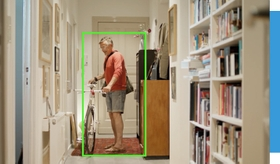 Edge-Based Person Detection