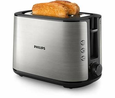 Perfectly crispy toast, hand cut or pre-sliced