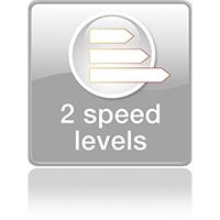 2 Speed Settings