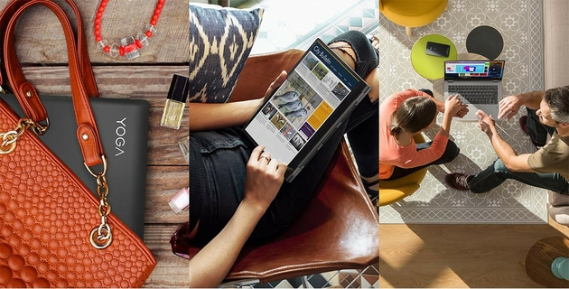 Take it anywhere—even away from outlets
