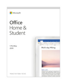 Microsoft Office Home & Student 2019 (WIN/MAC-FPP)