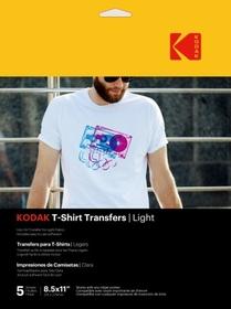 ورق طباعة علي التي شيرت الوان فاتحة A4 Kodak (PKT5)