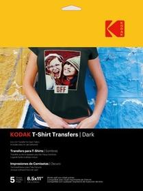 ورق طباعة علي التي شيرت الوان الغامقة A4 Kodak (PKT5)