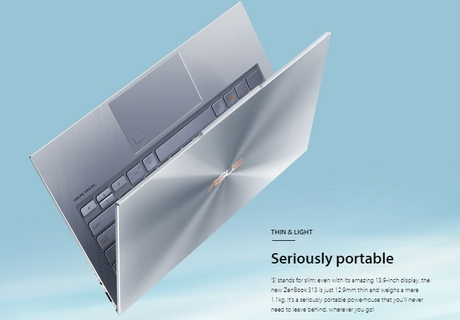 Seriously portable